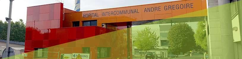 Nouveau bâtiment en bois pour l'hôpital de Montreuil