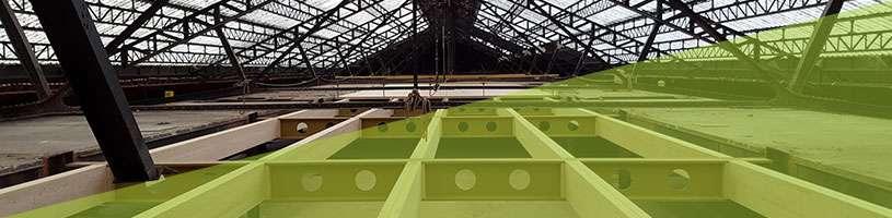 Charpentier à Paris réalise un plancher coupe-feu