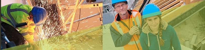 Construction bois et métal: les avantages du circuit court